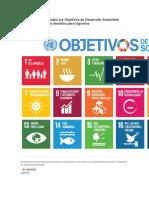 El Primer Informe Sobre Los Objetivos de Desarrollo Sostenible Destaca Los Grandes Desafíos Para Lograrlos