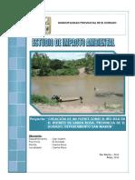 Estudio Impacto Ambiental Pte Santa Rosa A4