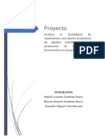 Capitulo 1 Proyecto de Formulación