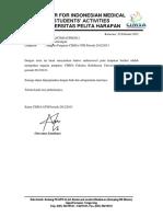 Surat Ket. Anggota Cimsa
