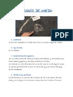Fósiles de Oviedo