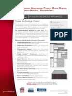 Appliance Rackmount Datasheet