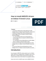 Amd Gpu Debian