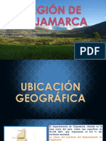 Ppt de Cajamarca