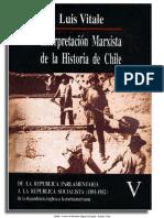 05 - Luis Vitale - Interpretación Marxista de la Historia de Chile.pdf