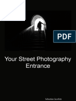 Your Street Photography Entrance
