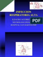 1- Infeccion Respiratoria Alta Ucsur 2014