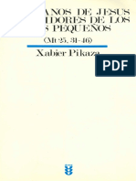 317769671-Pikaza-Xabier-Hermanos-de-Jesus-y-Servidores-de-Los-Mas-Pequenos-Mt-25-31-46-BEB-46-Sigueme-1984-466pp.pdf