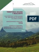 Territorio Seguro y Resiliente Mancomunidad Municipal Waraq