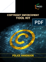 Copyright Enforcement Police Handbook