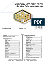 BAS Catalogue No. 842 Mar2016