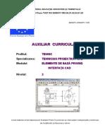 Elemente de baza privind interfata CAD.doc