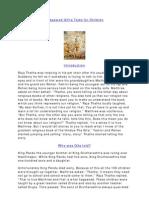 Bhagawad Githa Tales for Children