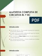 RESPUESTA COMPLETA DE CIRCUITOS RL Y RC.pptx