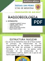 RADIOBIOLOGIA ULTIMAEXPO2016