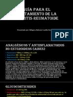CASTILLO PACHACUTE MILAGROS GUÍA PARA EL TRATAMIENTO DE LA ARTRITIS REUMATOIDE.pptx