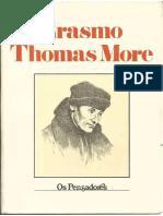 10 - Erasmo - Thomas More - Coleção Os Pensadores