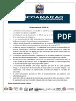 Boletín del 8 de enero de 2018 de Fedecámaras Carabobo