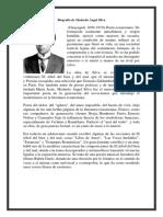 Biografía de Gonzalo Zaldumbide