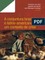 Ebook_Conjuntura Brasileira 2016
