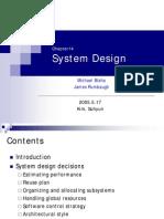 0517 CH14 System Design