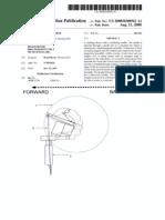 Oblique Tattoo Machine Patent