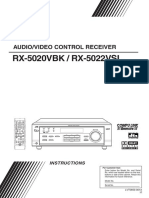 JVC Stereo Receiver Manual