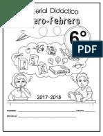 CUADERNO DE REPASO CHIHUAHUA 6° GRADO BIMESTRE 3