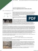 El Uso de Luz Polarizada en Digitalización de Obras de Arte - Jose Pereira