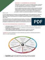 La Cultura de Las Organizaciones y El Desempeño de Las Personas (1)