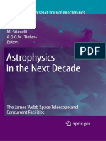 Astrophysics in the Next Decade. the James Webb Space Telescope and Concurrent Facilities - Thronson, H.a. Et Al. - Springer - 2009 - IsBN 9781402094569