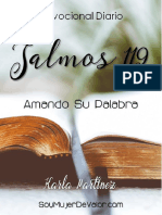 Salmo 119 Diario Devocional