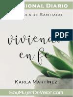Diario Devocional Santiago