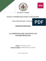 La Ensenanza Del Ingles en Los Centros Rurales. Lucia Olleta