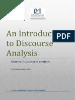 DiscourceAnalysis Final Report (1)