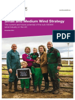 Small Medium Wind Strategy Report 2014