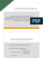 Tema 1 Conceptos Basicos de termodinamica