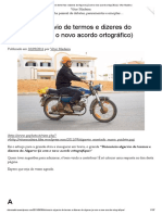 Dicionário Algarvio de Termos e Dizeres Do Algarve (Já Com o Novo Acordo Ortográfico) _ Vitor Madeira