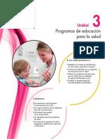 Programas de Educacion Para La Salud