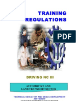 Tr - Driving Nc III