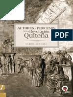 Actores Procesos