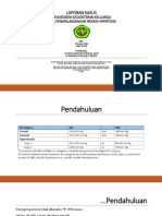 Laporan Kasus Jaya