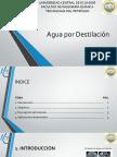 Agua por destilación.pptx