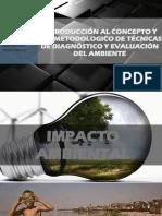 Introducción Al Concepto y Uso Metodologico de Técnicas DE TÉCNICAS DE DIAGNÓSTICO Y EVALUACIÓN DEL AMBIENTE