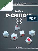 règles D-critic 4.3