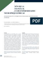 Contribucion de Neuropsicologia
