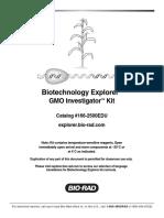 GMO Investigator Kit Manual