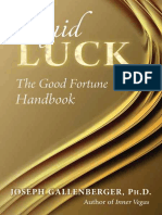 Joseph Gallenberger - Liquid Luck the Good Fortune Handbook
