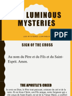 THE LUMINOUS MYSTERIES IN FRENCH.pptx