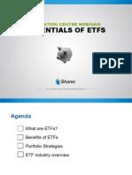 Essentials of ETF